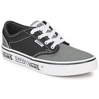 Παπούτσια Παιδί Χαμηλά Sneakers Vans YT ATWOOD NR Black