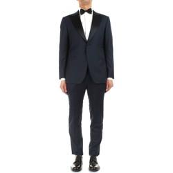 Υφασμάτινα Άνδρας Κοστούμια Kiton UASM861K07R1504001 Blue
