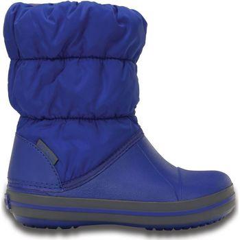 Παπούτσια Παιδί Μπότες βροχής Crocs Crocs™ Kids' Winter Puff Boot  μικτός