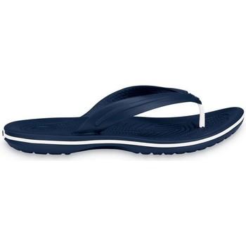 Παπούτσια Άνδρας Σαγιονάρες Crocs Crocs™ Crocband™ Flip Navy