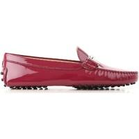 Παπούτσια Γυναίκα Μοκασσίνια Tod's XXW00G0Q4990W0R812 Rosa scuro