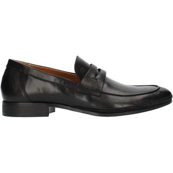 Παπούτσια Άνδρας Μοκασσίνια Sandro Ramadori 10320 Black
