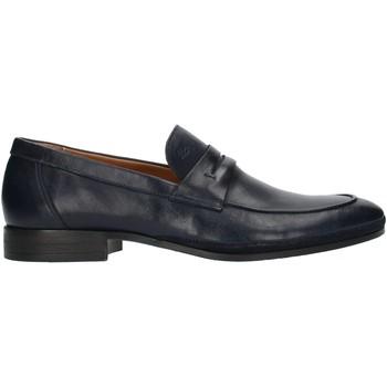Παπούτσια Άνδρας Μοκασσίνια Sandro Ramadori 10320 Blue