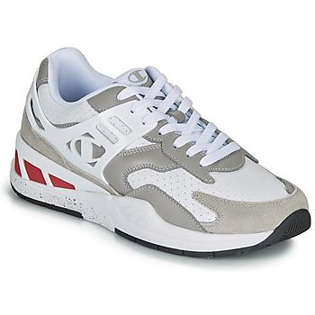 Παπούτσια Άνδρας Χαμηλά Sneakers Champion PRO LEATHER Άσπρο / Beige