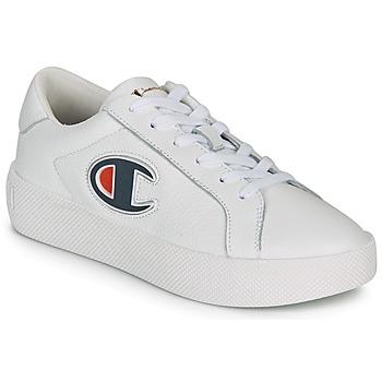 Παπούτσια Γυναίκα Χαμηλά Sneakers Champion ERA LEATHER Άσπρο