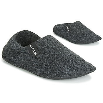 Παπούτσια Παντόφλες Crocs CLASSIC CONVERTIBLE SLIPPER Black