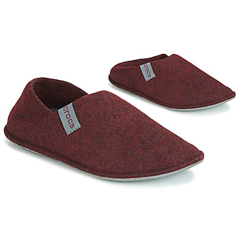 Παπούτσια Παντόφλες Crocs CLASSIC CONVERTIBLE SLIPPER Bordeaux / Grey