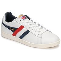 Παπούτσια Άνδρας Χαμηλά Sneakers Gola EQUIPE Άσπρο / Μπλέ / Red