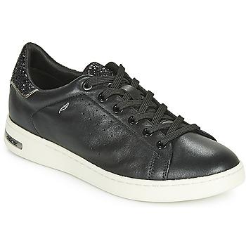 Παπούτσια Γυναίκα Χαμηλά Sneakers Geox D JAYSEN Black
