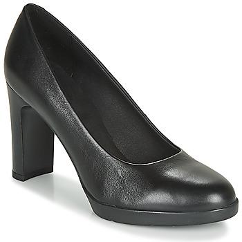 Παπούτσια Γυναίκα Γόβες Geox D ANNYA HIGH Black