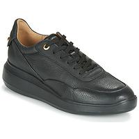 Παπούτσια Γυναίκα Χαμηλά Sneakers Geox D RUBIDIA Black
