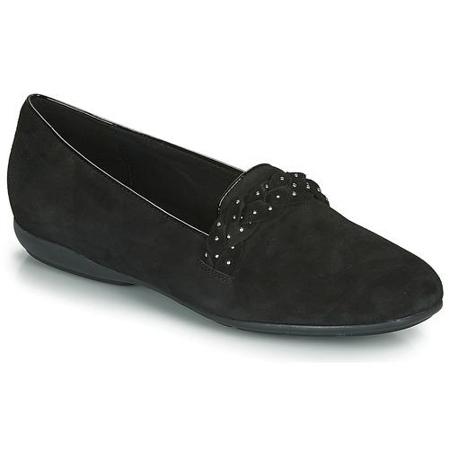Παπούτσια Γυναίκα Μπαλαρίνες Geox D ANNYTAH Black