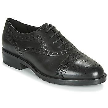 Παπούτσια Γυναίκα Derby Geox D BETTANIE Black