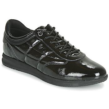 Παπούτσια Γυναίκα Χαμηλά Sneakers Geox D AVERY Black
