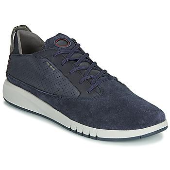 Παπούτσια Άνδρας Χαμηλά Sneakers Geox U AERANTIS Marine