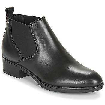 Παπούτσια Γυναίκα Μπότες Geox D FELICITY NP ABX C Black