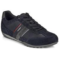 Παπούτσια Άνδρας Χαμηλά Sneakers Geox U WELLS Marine