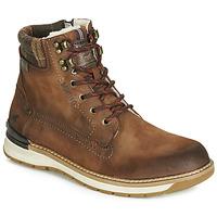 Παπούτσια Άνδρας Μπότες Mustang 4141602-362 Brown