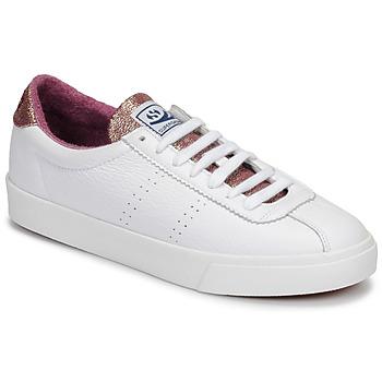 Παπούτσια Γυναίκα Χαμηλά Sneakers Superga 2843 COMFLEALAMEW Άσπρο