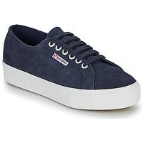 Παπούτσια Γυναίκα Χαμηλά Sneakers Superga 2730 SUEU Navy