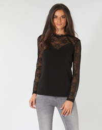 Υφασμάτινα Γυναίκα Μπλούζες One Step CASTILLA Black