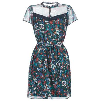 Υφασμάτινα Γυναίκα Κοντά Φορέματα One Step REKKA Green