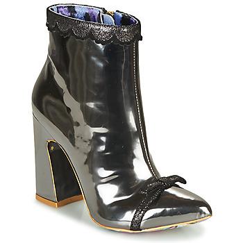 Παπούτσια Γυναίκα Μποτίνια Irregular Choice ANASTASIA Black