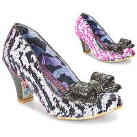 Παπούτσια Γυναίκα Γόβες Irregular Choice LADY BANJOE Άσπρο / Black