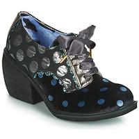 Παπούτσια Γυναίκα Μποτίνια Irregular Choice TIPPLE Black