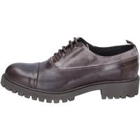 Παπούτσια Άνδρας Derby & Richelieu Ossiani BS723 καφέ