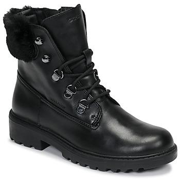 Μπότες Geox J CASEY GIRL WPF