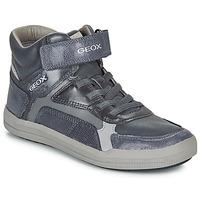Παπούτσια Αγόρι Ψηλά Sneakers Geox J ARZACH BOY Μπλέ / Grey