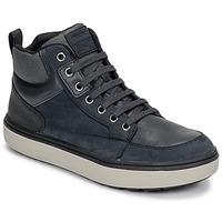Παπούτσια Αγόρι Ψηλά Sneakers Geox J MATTIAS B BOY ABX Μπλέ / Black