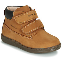 Παπούτσια Αγόρι Μπότες Geox B HYNDE BOY WPF Brown