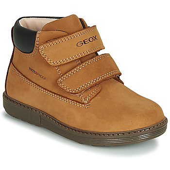 Παπούτσια Αγόρι Ψηλά Sneakers Geox B HYNDE BOY WPF Brown