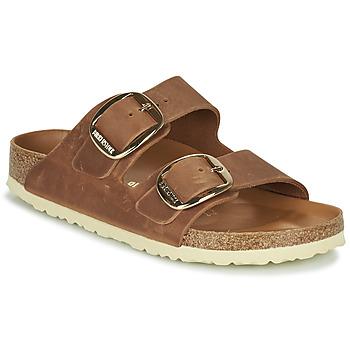 Παπούτσια Γυναίκα Τσόκαρα Birkenstock ARIZONA BIG BUCKLE Brown