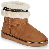 Παπούτσια Γυναίκα Μπότες Les Petites Bombes KITY Camel