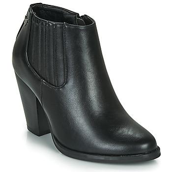 Παπούτσια Γυναίκα Μποτίνια Les Petites Bombes TERRY Black