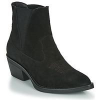 Παπούτσια Γυναίκα Μποτίνια Les Petites Bombes IRINA Black