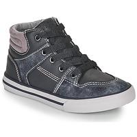 Παπούτσια Αγόρι Ψηλά Sneakers Chicco CAMILLO Μπλέ / Grey