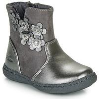 Παπούτσια Κορίτσι Μπότες για την πόλη Chicco CINEY Grey