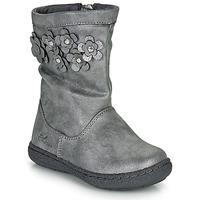 Παπούτσια Κορίτσι Μπότες για την πόλη Chicco CLEDIA Grey
