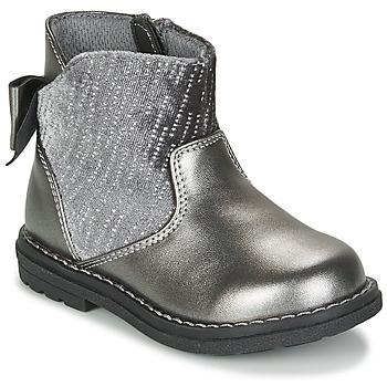 Παπούτσια Κορίτσι Μπότες για την πόλη Chicco CORRY Grey