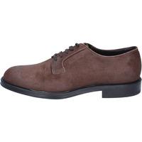 Παπούτσια Άνδρας Derby & Richelieu Triver Flight Κλασσικός BS729 καφέ