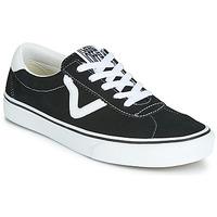 Παπούτσια Χαμηλά Sneakers Vans VANS SPORT Black