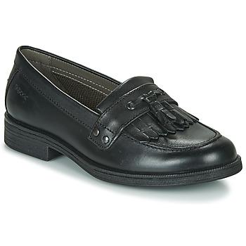 Παπούτσια Κορίτσι Derby Geox JR AGATA A Μαυρο