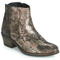 Παπούτσια Γυναίκα Μπότες Elue par nous FLO Bronze