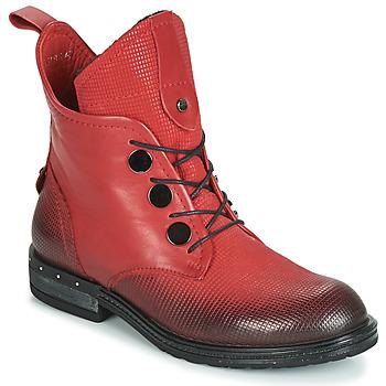 Παπούτσια Γυναίκα Μπότες Metamorf'Ose FABLE Red
