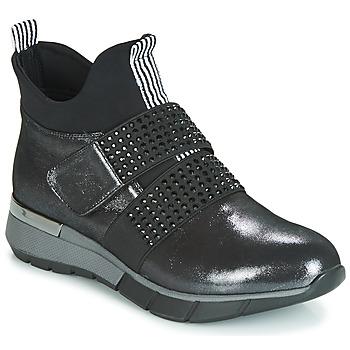 Παπούτσια Γυναίκα Ψηλά Sneakers Metamorf'Ose FAGNO Black