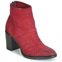 Παπούτσια Γυναίκα Μποτίνια Metamorf'Ose FALCAO Red